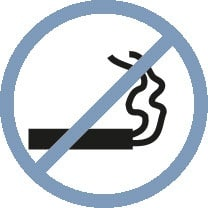 Please do not smoke